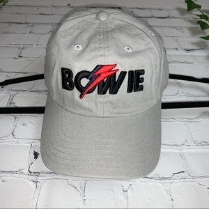 Urban Outfitters BOWIE 1972 Tour Rockstar Hat